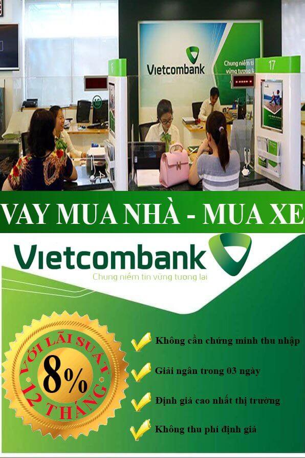 Vay Thế Chấp Vietcombank